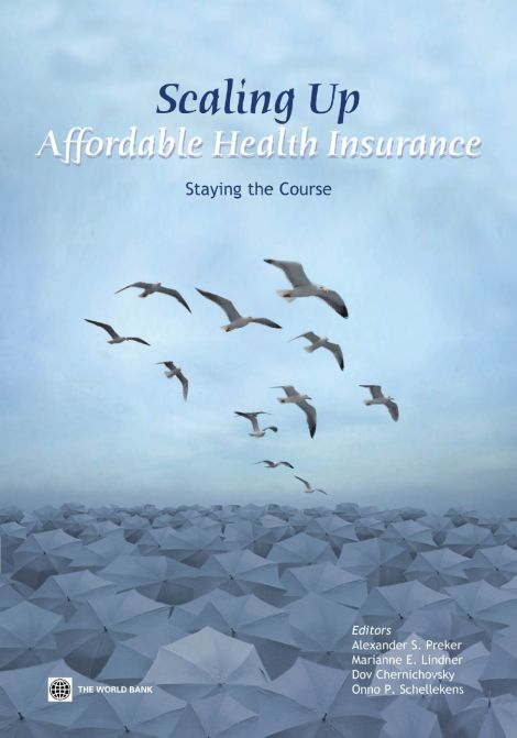 Scaling Up Affordable Health Insurance